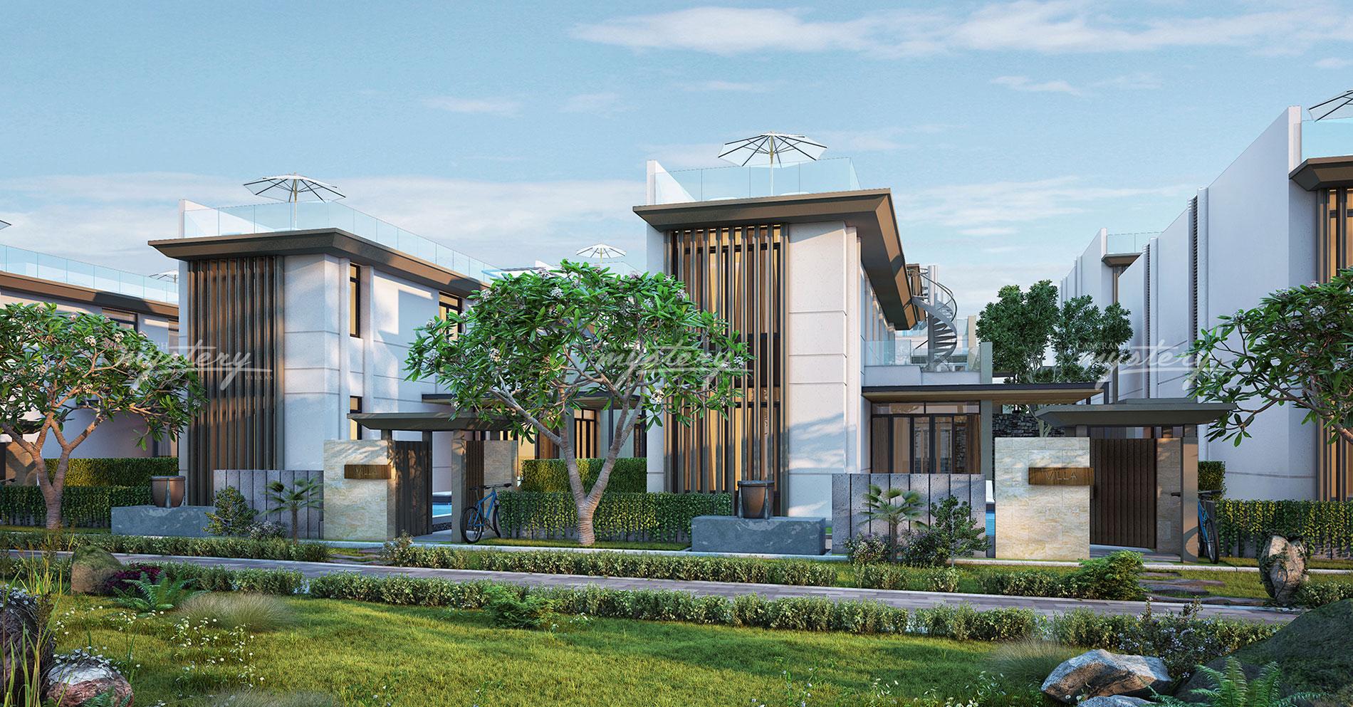 Mẫu biệt thự Cam Ranh Mystery Villas của Hưng Thịnh