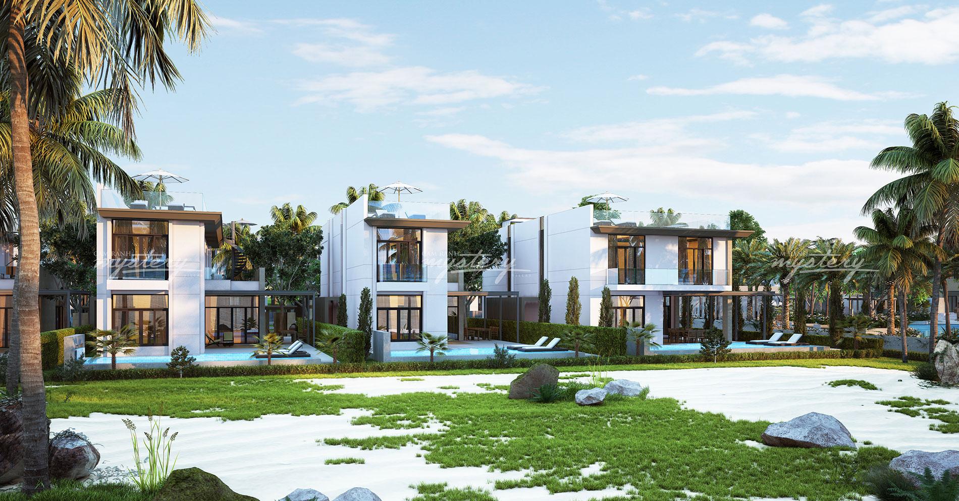 Biệt thự mẫu Cam Ranh Mystery Villas của Hưng Thịnh