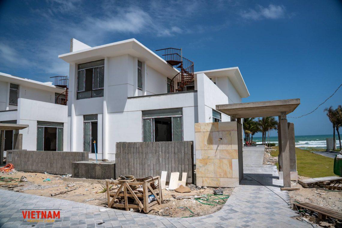 Toàn cảnh dự án biệt thự biển Cam Ranh Mystery của tập đoàn Hưng Thịnh