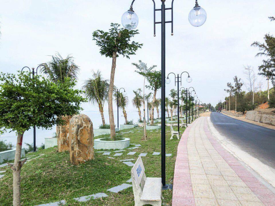 Công viên biển xanh Sentosa Villas Mũi Né, Phan Thiết