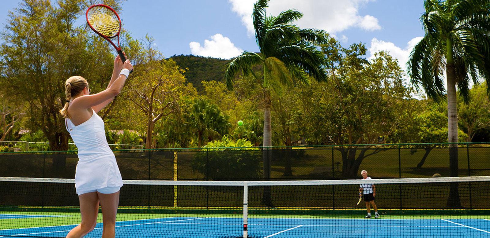 Sân thể thao đa năng tại Saigon Mystery Villas quận 2 Hưng Thịnh
