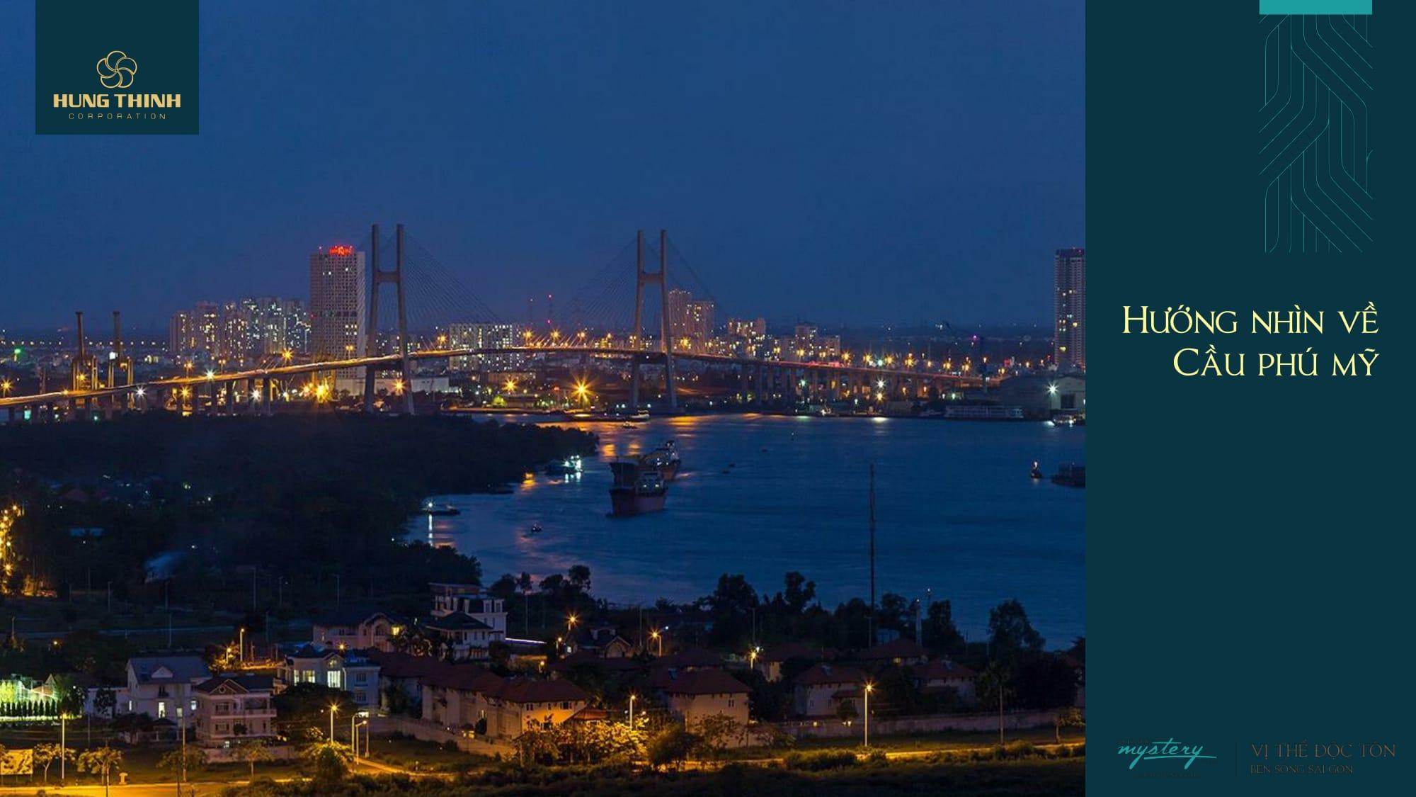 Sỡ hữu vị trí đắt giá với 2 mặt giáp sông, Saigon Mystery Villas tọa lạc ngay trung tâm hành chính Quận 2 và liền kề Khu đô thị mới Thủ Thiêm