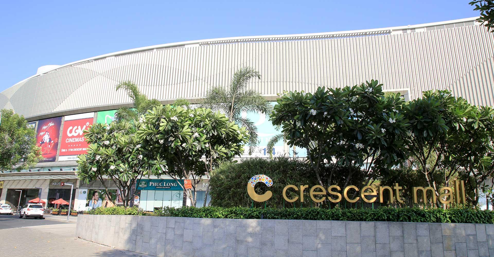 Trung tâm thương mại gần Citizents Khu Trung Sơn
