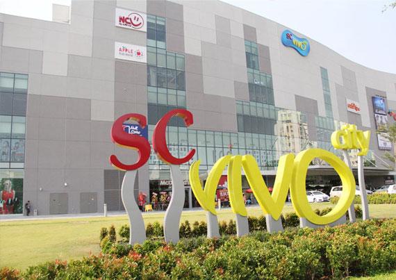 Trung tâm thương mại SC Vivo quận 7