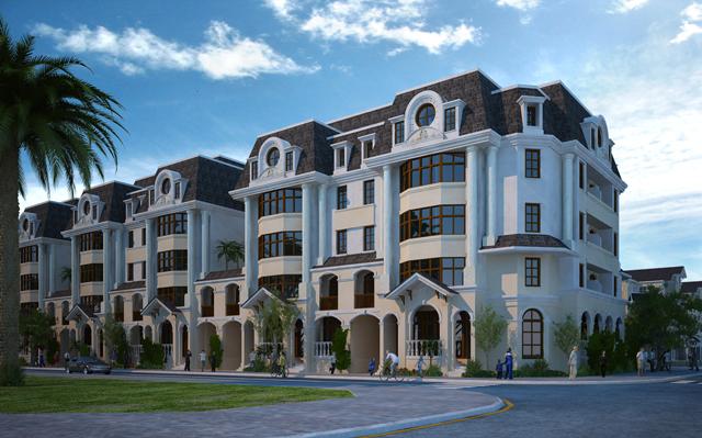 Mẫu khách sạn 14x25 dự án Golden Bay Cam Ranh Hưng Thịnh