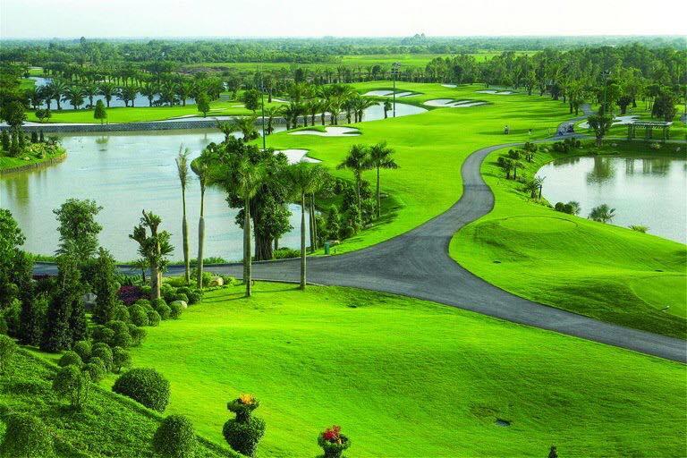Hình ảnh sân Golf Long Thành