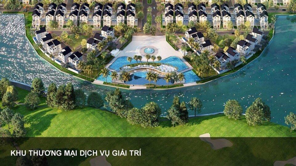 Trung tâm thương mại ngay trong khu đô thị Bien Hoa New City