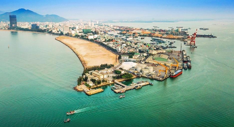 Khu lấn biển Quy Nhơn 12 ha sắp có công trình cao 40 tầng