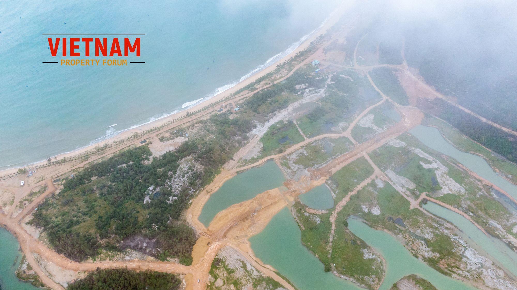 Khu du lịch Hai Giang Merry Land Bình Định