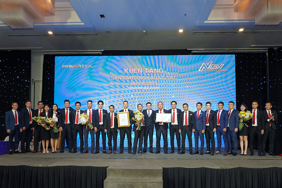 Sàn giao dịch xuất sắc Hạng Nhì toàn hệ thống Quý III/2019