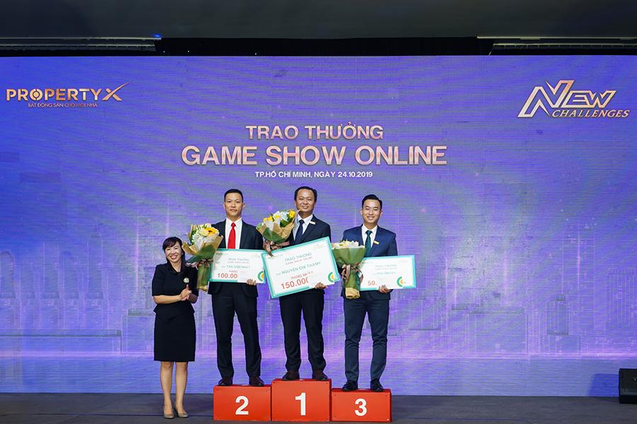 """3 tập thể Sàn giao dịch có số lượng tham gia cuộc thi """"Game show online"""" đông đảo nhất"""
