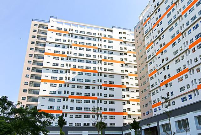 Dự án căn hộ 9 view đã bàn giao nhà