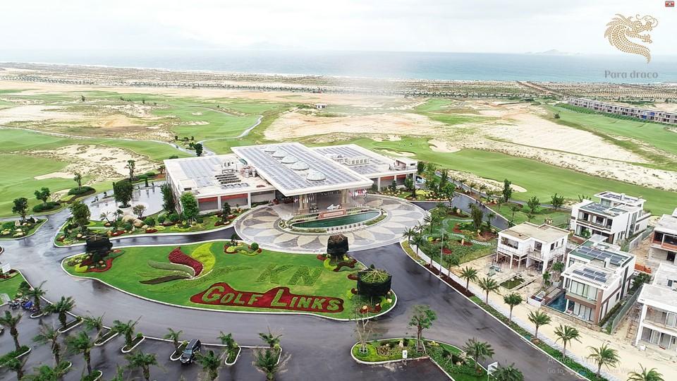 Hình ảnh thực tế sân Golf KN Golf Links 27 lỗ