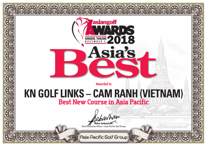 Asian Golf Awards