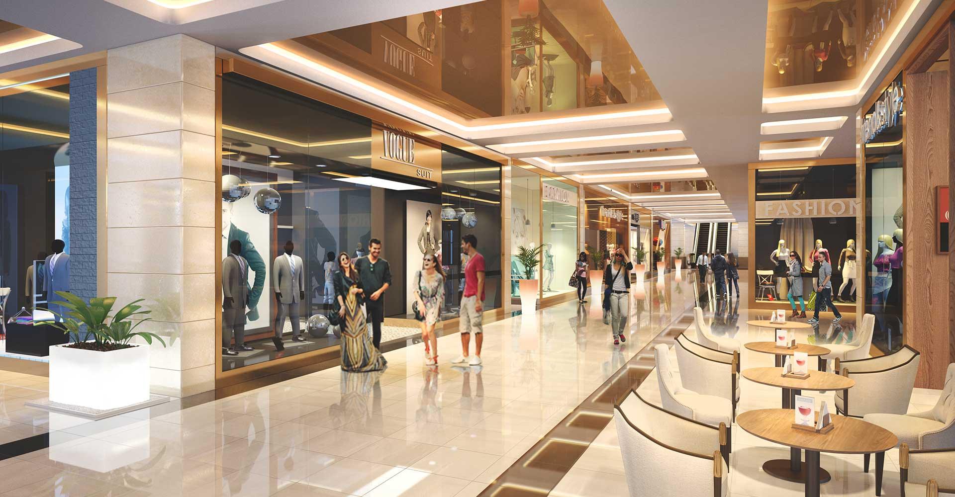 4 tầng trung tâm thương mại tại dự án Lavita Charm quận Thủ Đức Hưng Thịnh