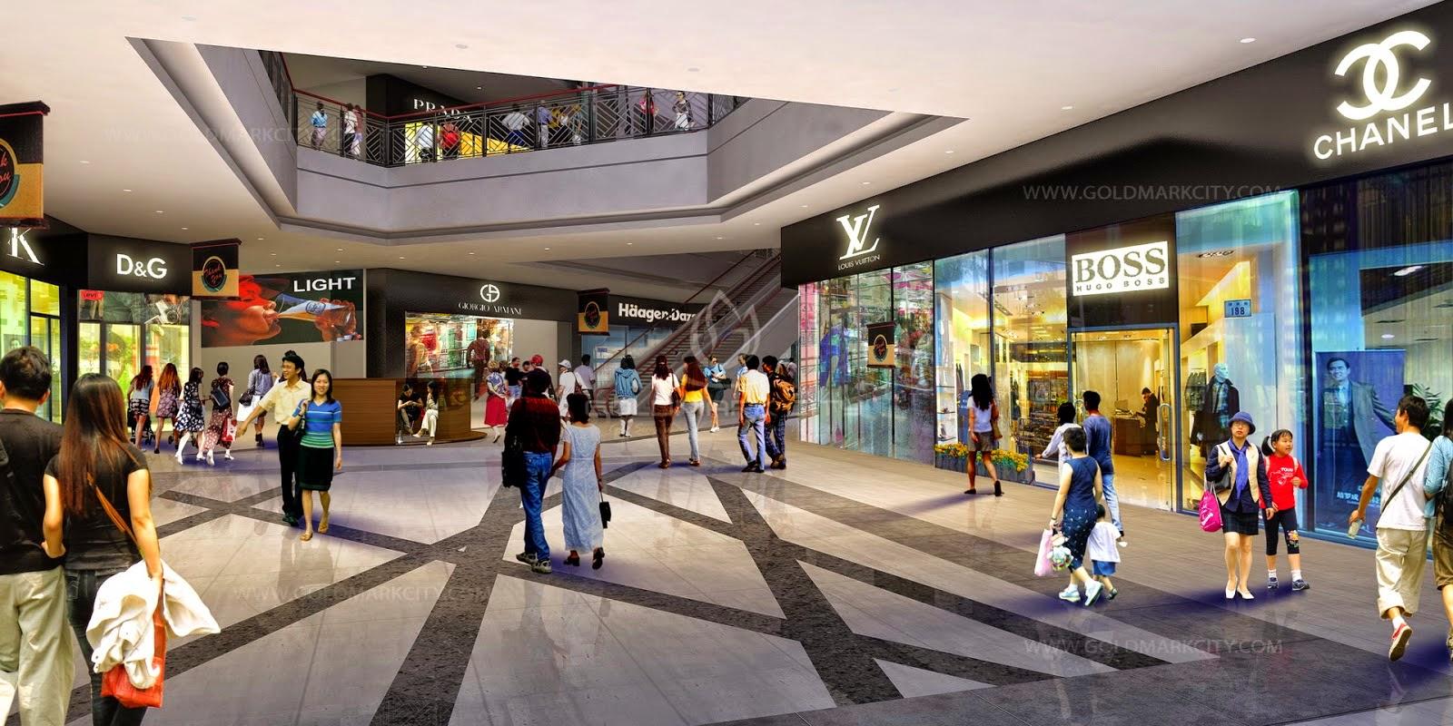 Richmond City tọa lạc ngay mặt tiền đường Nguyễn Xí, con đường đầy tiềm năng, có quy hoạch mở rộng 30m và tương lai sẽ dễ dàng kết nối với tuyến Metro 3B.
