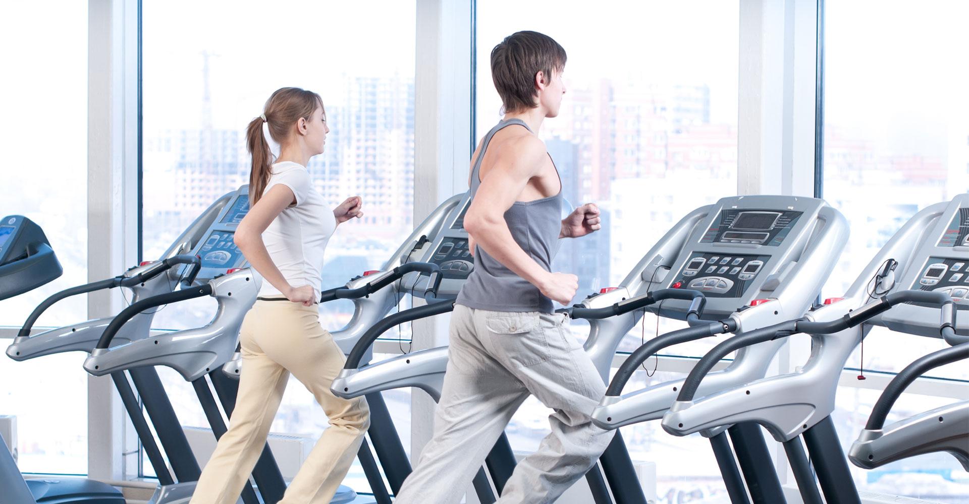 Phòng tập Gym nâng cao sức khỏe