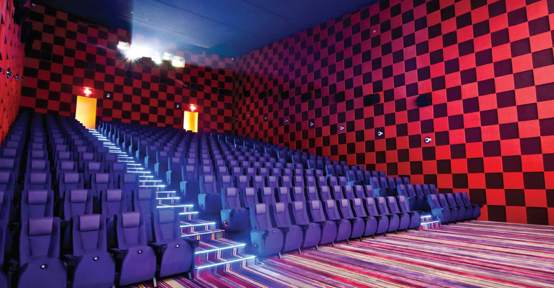 Hệ thống 7 rạp chiếu phim lớn nhất Quận Thủ Đức