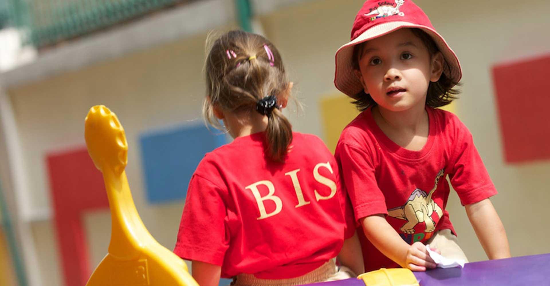 Hệ thống trường học quốc tế Quận Thủ Đức