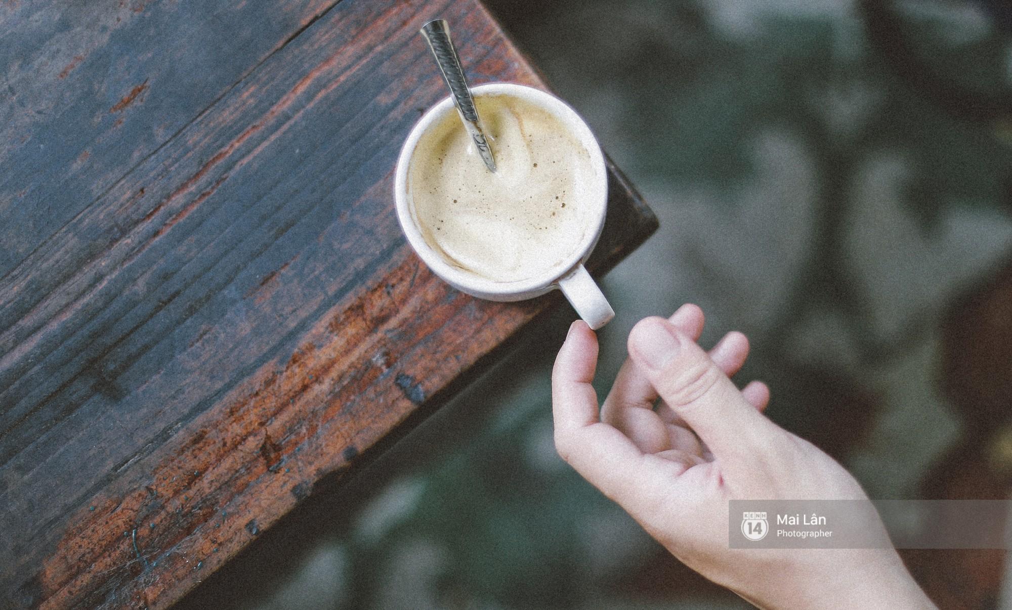 Coffee trứng quán Giảng Hà Nội