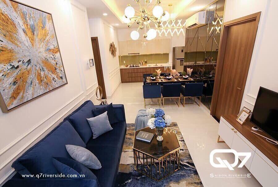 Căn hộ mẫu Q7 Saigon Riverside Complex Quận 7 Hưng Thịnh