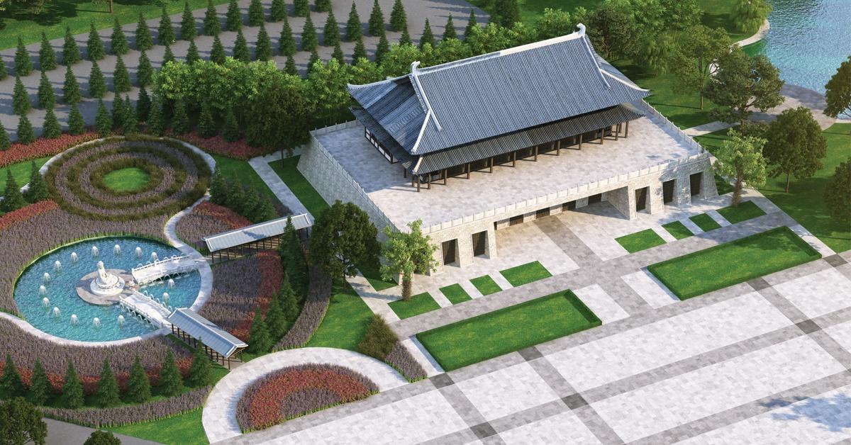Nhà tang lễ nghĩa trang Sala Garden