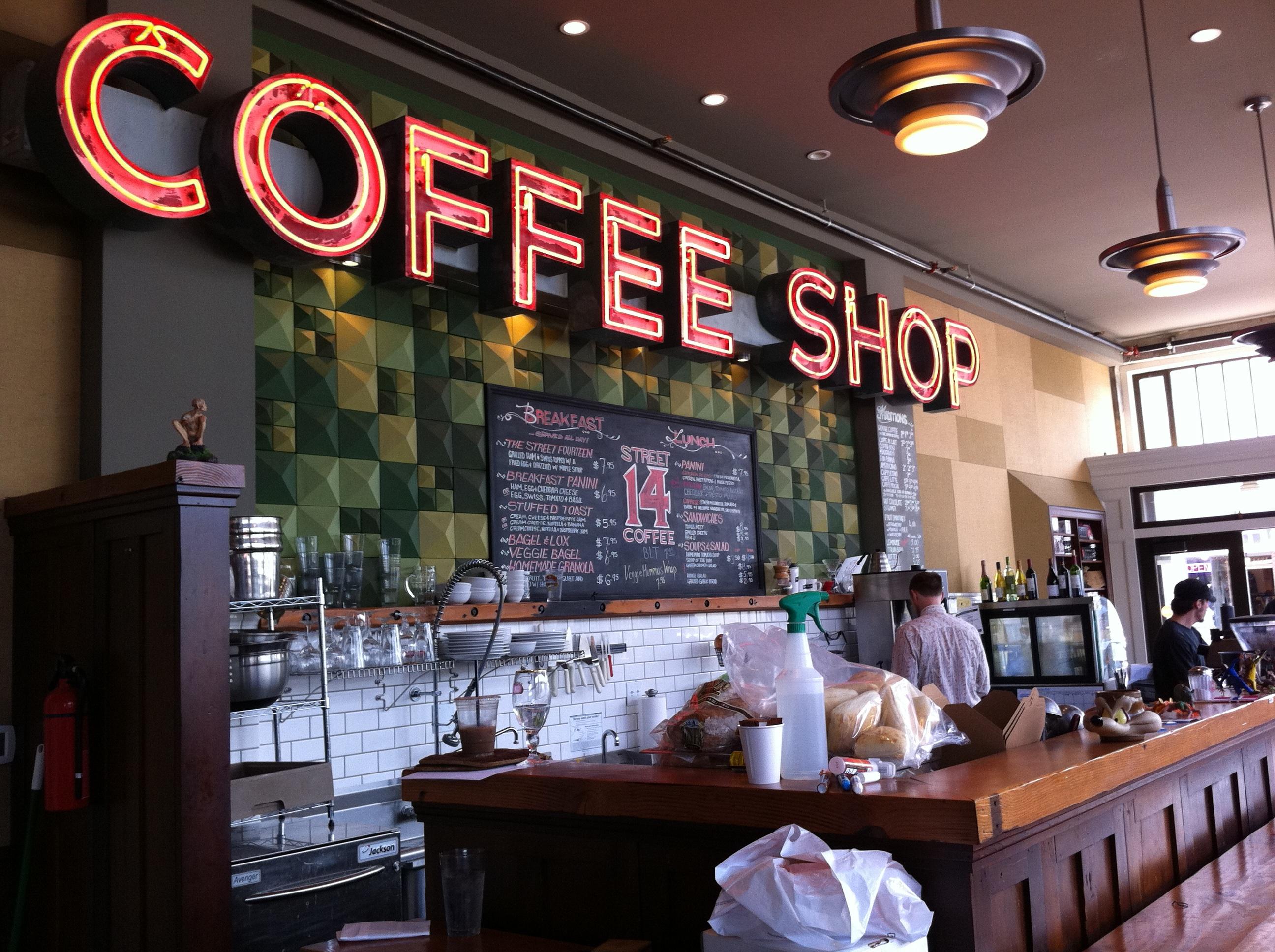 Hệ thống coffee shop tại dự án Moonlight Boulevard quận Bình Tân Hưng Thịnh