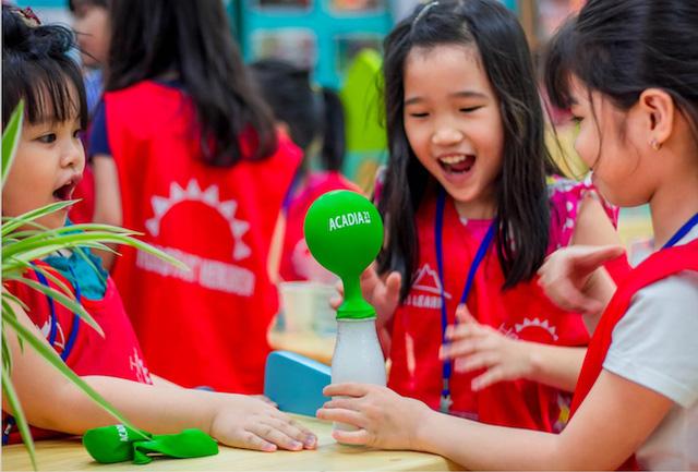 Trường học quốc tế cách Sonata Residences 2km