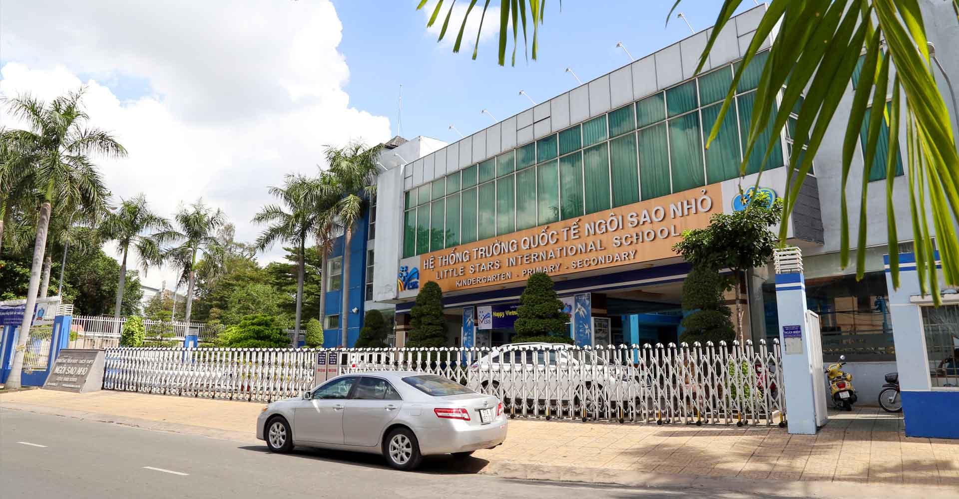 Trường học quốc tế ngôi sao nhỏ gần dự án Moonlight Boulevard quận Bình Tân
