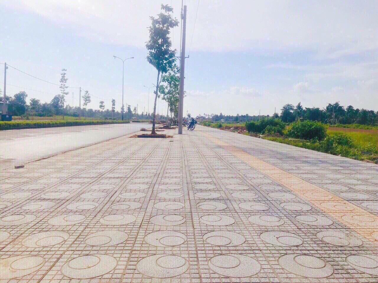 Hình ảnh thực tế dự án Vinh Long New Town